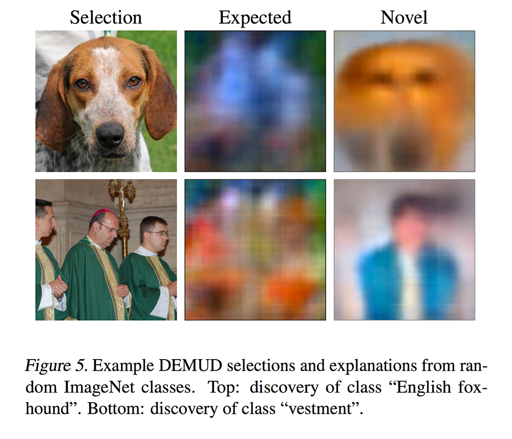 ImageNet class discovery